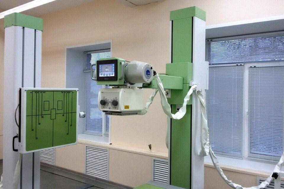 Дмитрий Миронов: «На средства резервного фонда президента приобрели новый рентгенодиагностический аппарат»