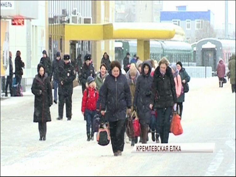 Более 30 ребят из Ярославской области отправились на Кремлевскую елку