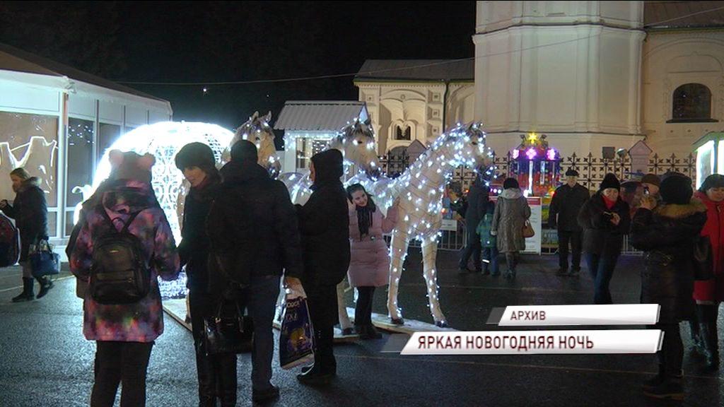 Ярославцы смогут увидеть в новогоднюю ночь уникальное архитектурное 3D-мэппинг-шоу