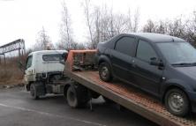 Судебные приставы арестовали автомобиль у мужчины, который не платил налоги