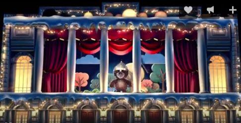 ВИДЕО: Дмитрий Миронов опубликовал фрагмент ролика из красочного 3D-шоу на Советской площади