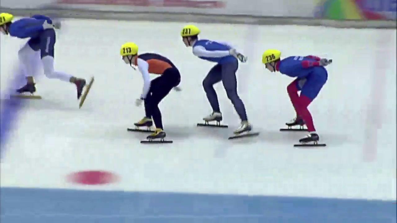 Ярославские спортсмены стали призерами чемпионата России по шорт-треку