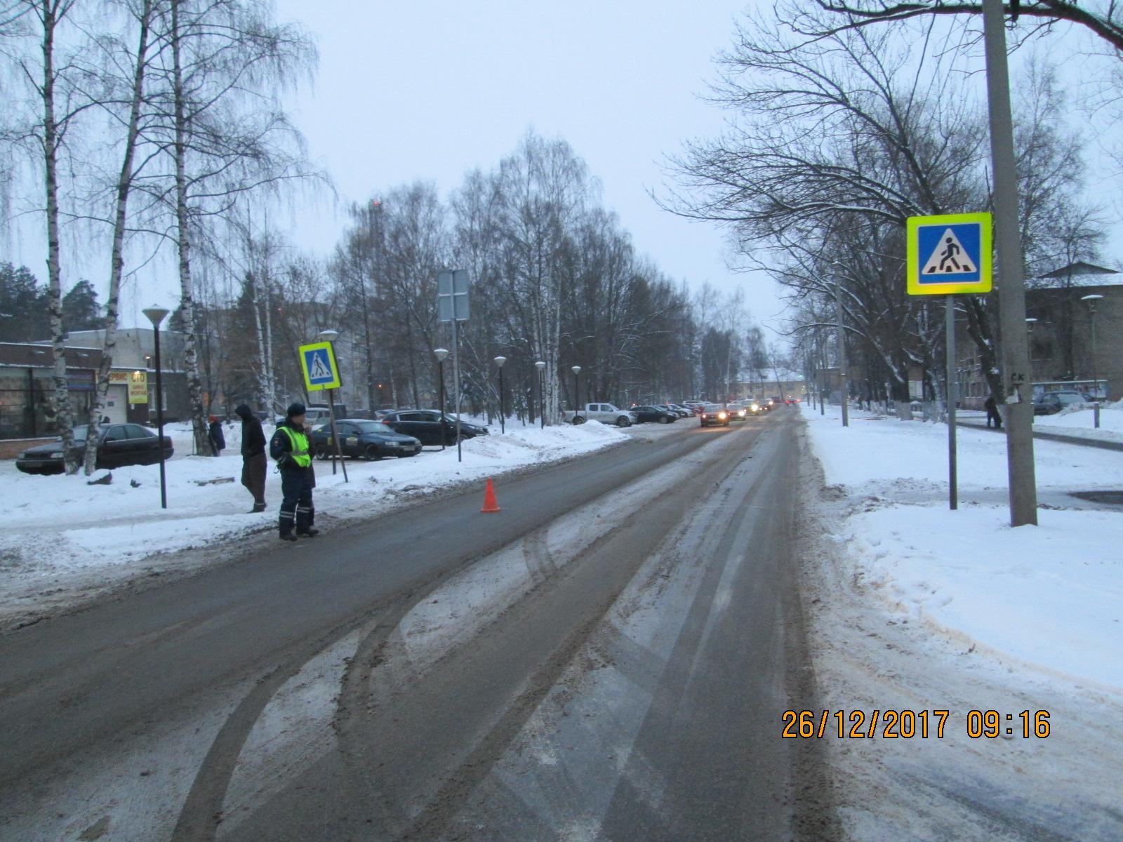 В Ярославле иномарка сбила 31-летнюю женщину