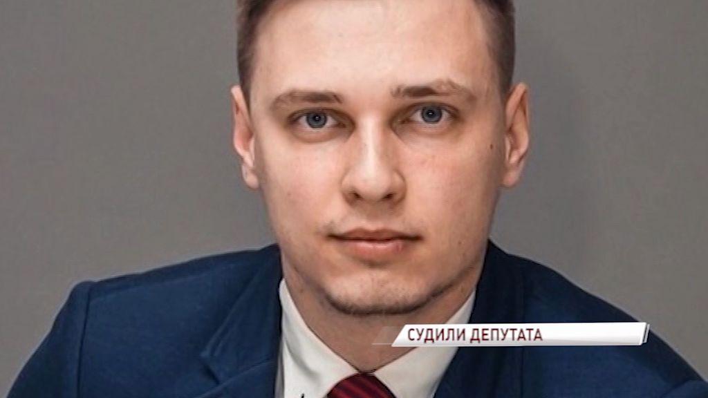 За похищение человека экс-депутат получил 6,5 лет