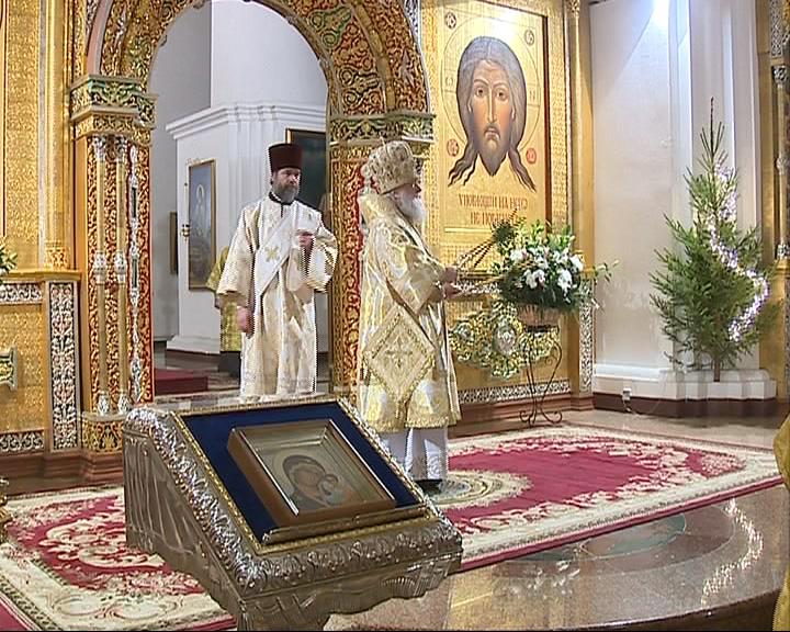 Дмитрий Миронов поздравил ярославцев с Рождеством Христовым
