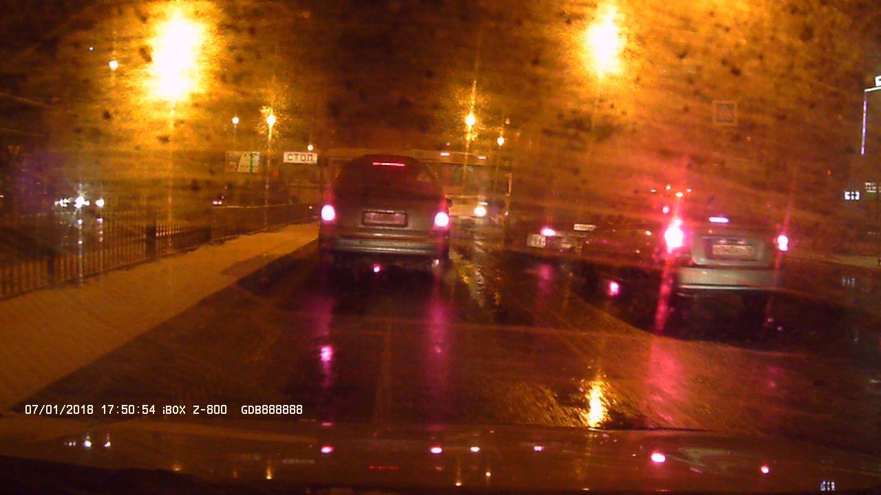 ЭКСКЛЮЗИВ: «Первый Ярославский» публикует момент ДТП пассажирского автобуса в Крестах