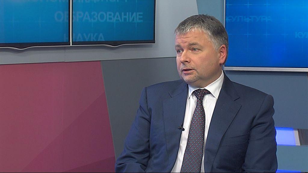 Виктор Костин – о своем уходе из правительства Ярославской области: «Я благодарен губернатору Дмитрию Миронову и своим коллегам за совместную работу»