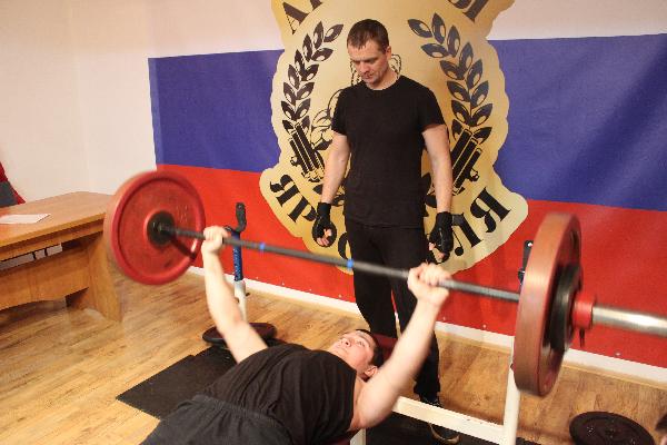 В ярославской исправительной колонии создали спортклуб для заключенных