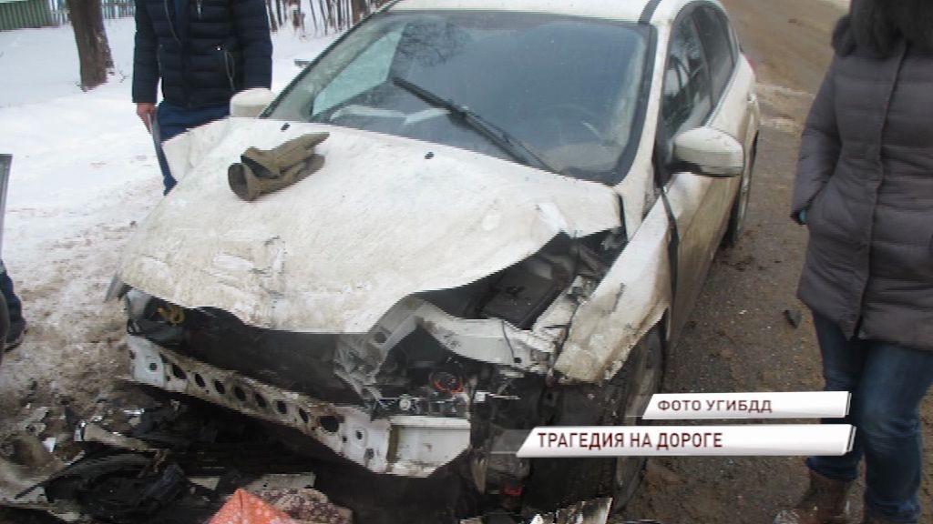 Страшная авария под Гаврилов-Ямом: трое пострадавших и погибшая женщина