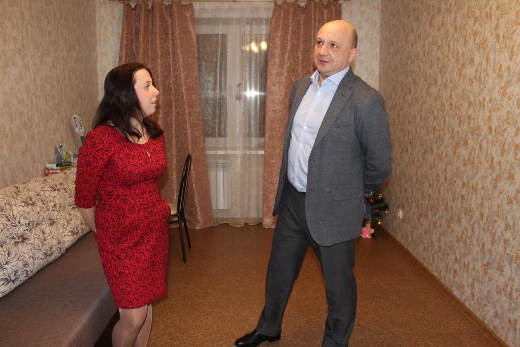 Для молодых врачей Ярославля приобретены служебные квартиры