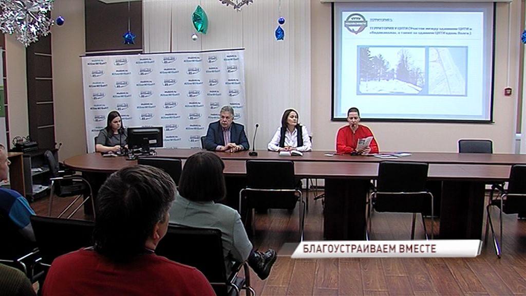 На собрании жителей Кировского и Ленинского районов обсудили объекты, нуждающиеся в благоустройстве