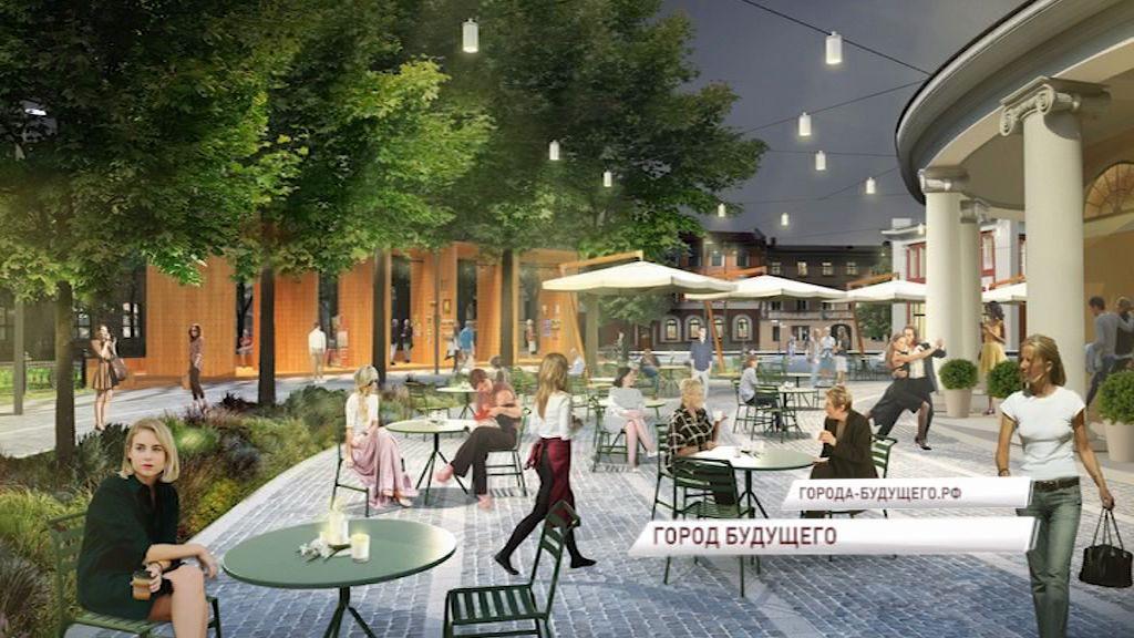 Как может выглядеть столица «Золотого кольца»: молодые архитекторы представили свои проекты