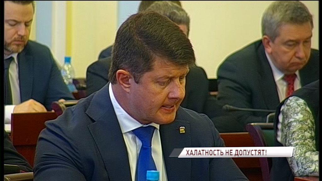 Дмитрий Миронов жестко раскритиковал подход мэрии Ярославля по реализации губернаторского проекта «Решаем вместе!»