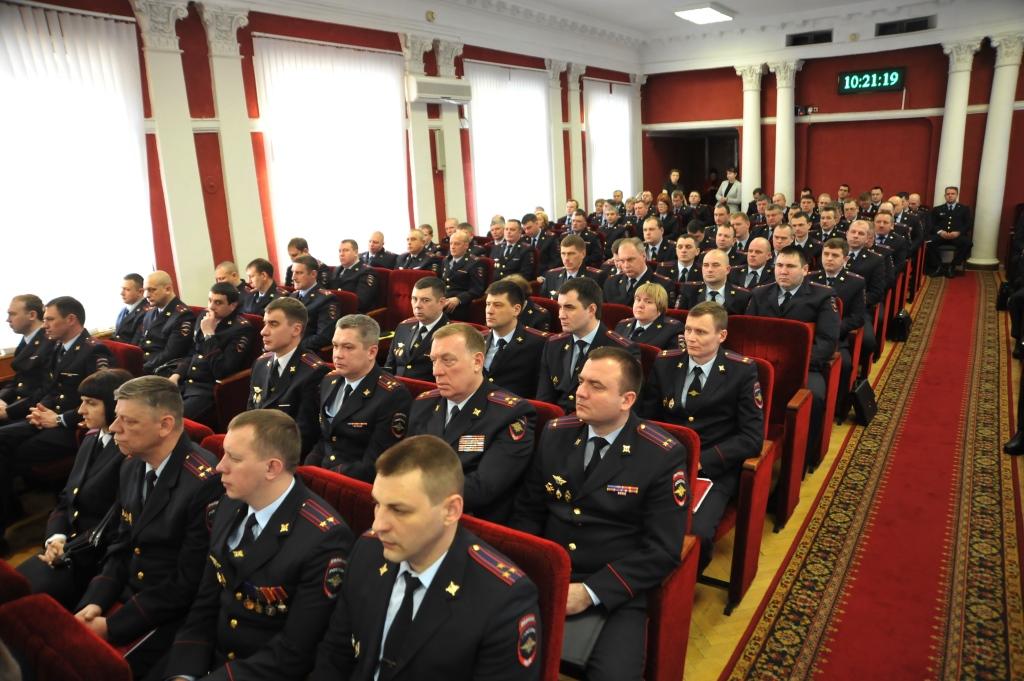 Уровень преступности в Ярославской области ниже среднероссийского