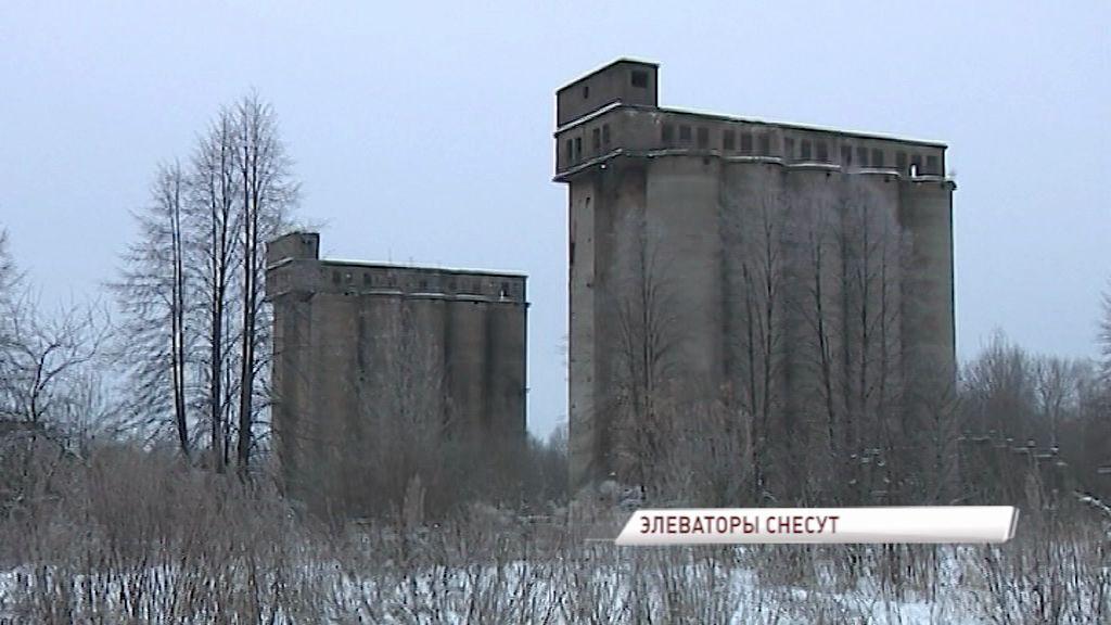 Ярославль прощается с легендарными недостроями: в очереди на снос оказались высотные зернохранилища