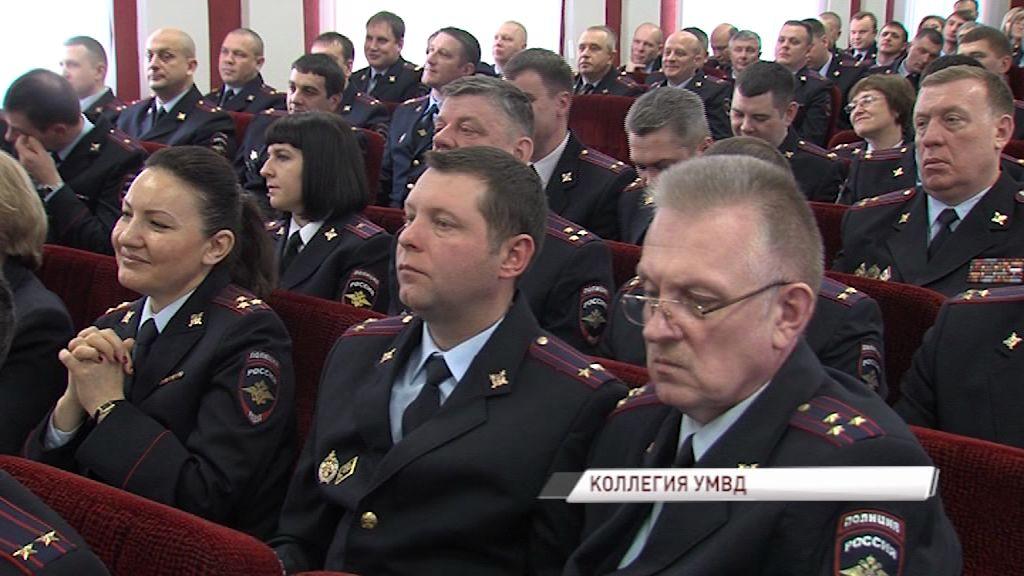 В Ярославской области сократилось число тяжких и особо тяжких преступлений на 10 процентов