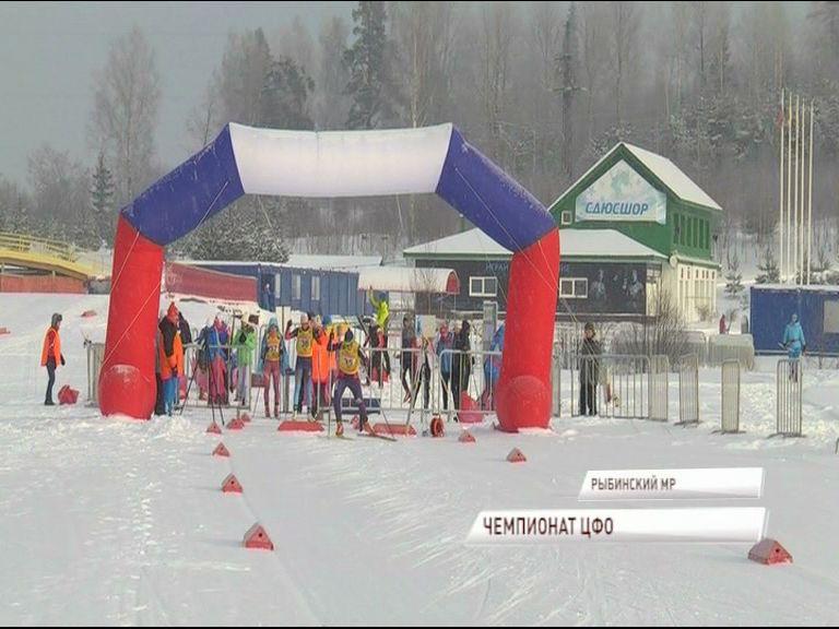 Трассу в Демино тестируют участники чемпионата Центрального федерального округа по лыжным гонкам