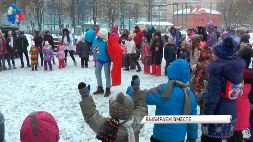 В парке 30-летия Победы состоялся масштабный праздник в поддержку благоустройства территории