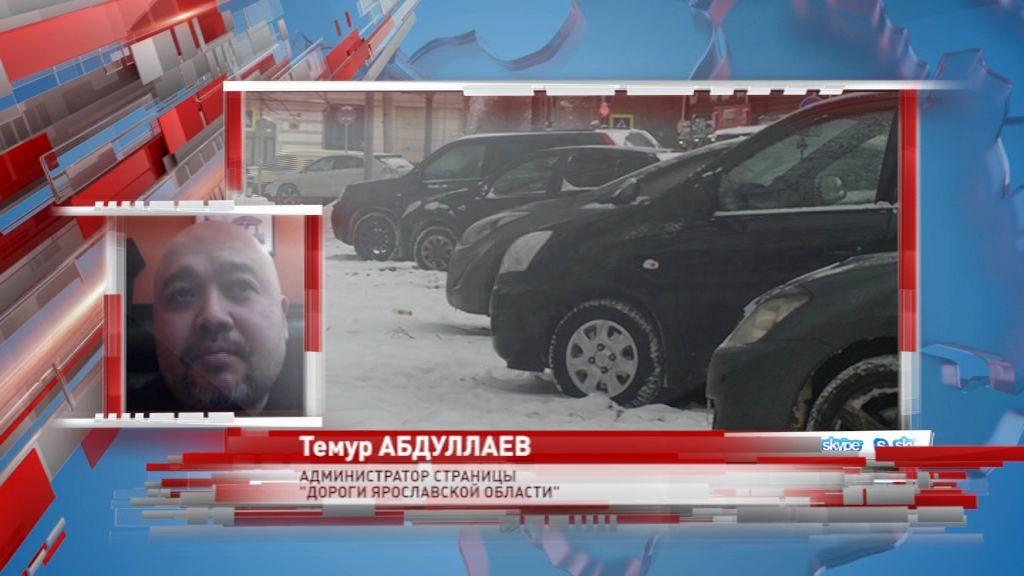 Темур Абдуллаев: «Организации должны учитывать нужды своих посетителей и предусматривать места для парковки»
