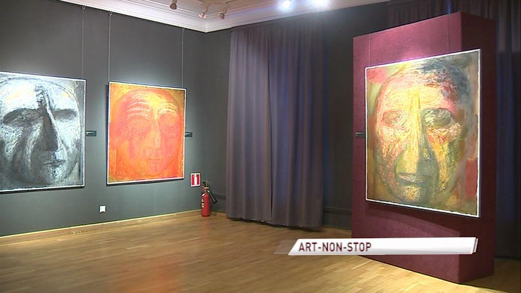 В Ярославском художественном музее открыли традиционный фестиваль современных живописцев