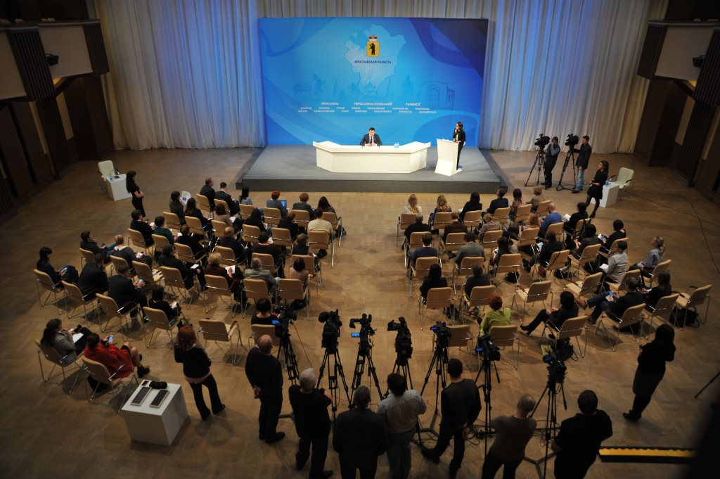 Пресс-конференция Дмитрия Миронова: Строительство нового корпуса онкобольницы, открытие Красноперекопского моста и возобновление производства на заводах