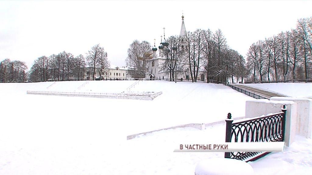 С карты Ярославля может пропасть один из рынков, а стадион «Спартаковец» может перейти в частные руки