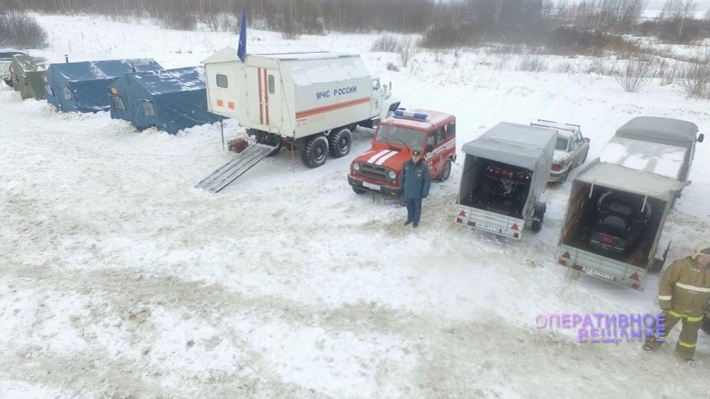В Ярославской области открылся пункт обогрева