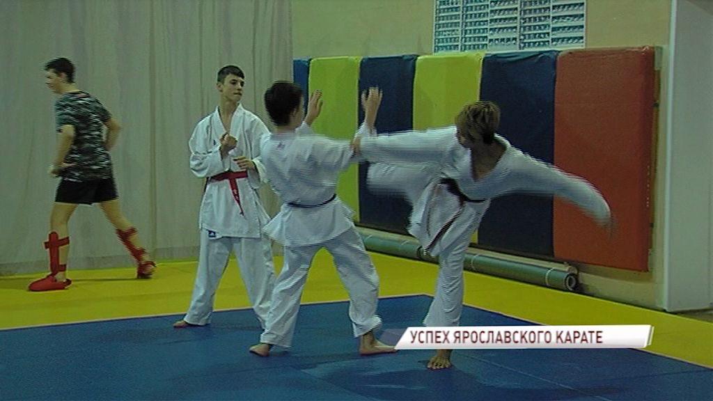 Ярославские каратисты взяли медали на соревнованиях в Италии