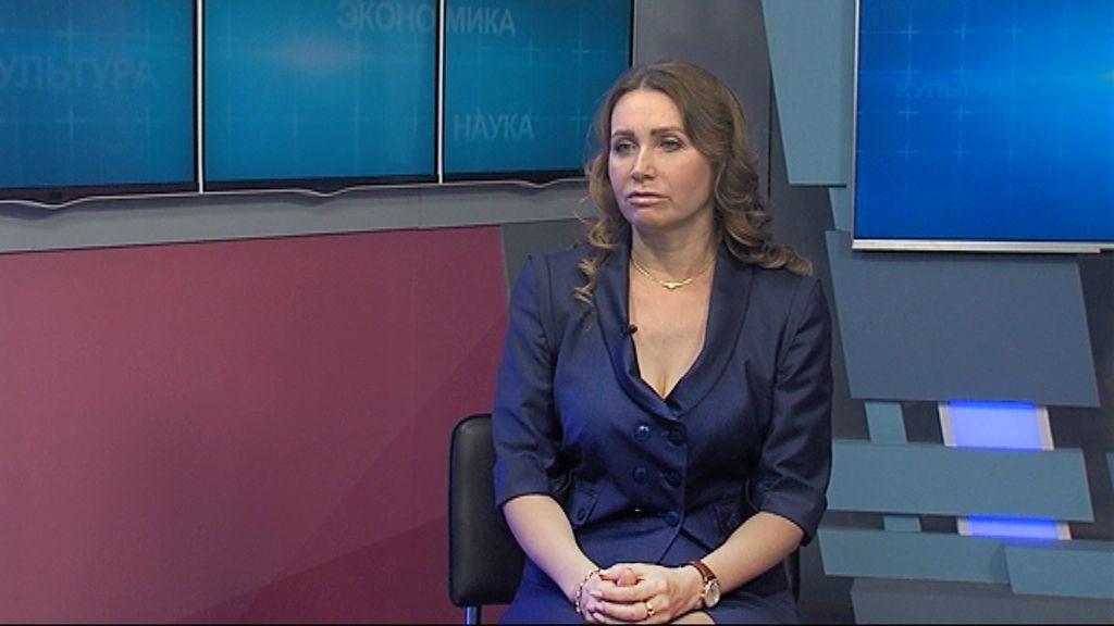 Программа от 2.02.17: Татьяна Синицына