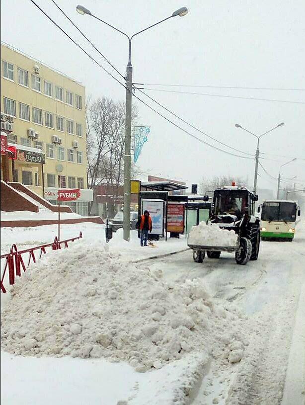 Снег наступает: В Ярославле вновь вводят «снежный билет»