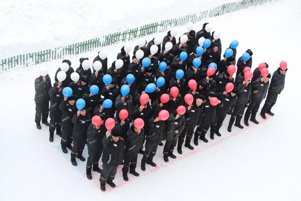 Ярославские заключенные поддержали российских олимпийцев