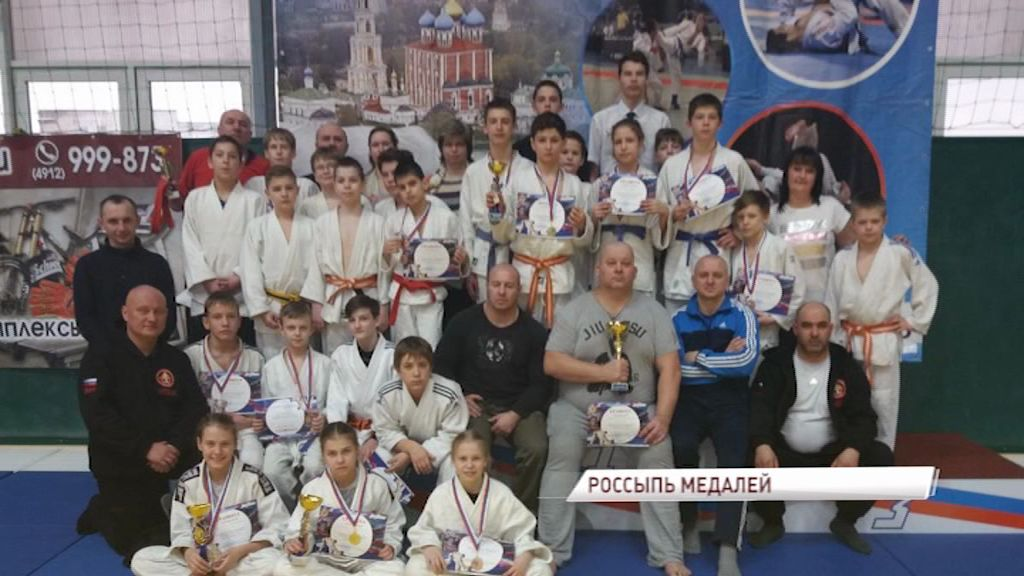 Сборная Ярославской области по джиу-джитсу выиграла чемпионат ЦФО