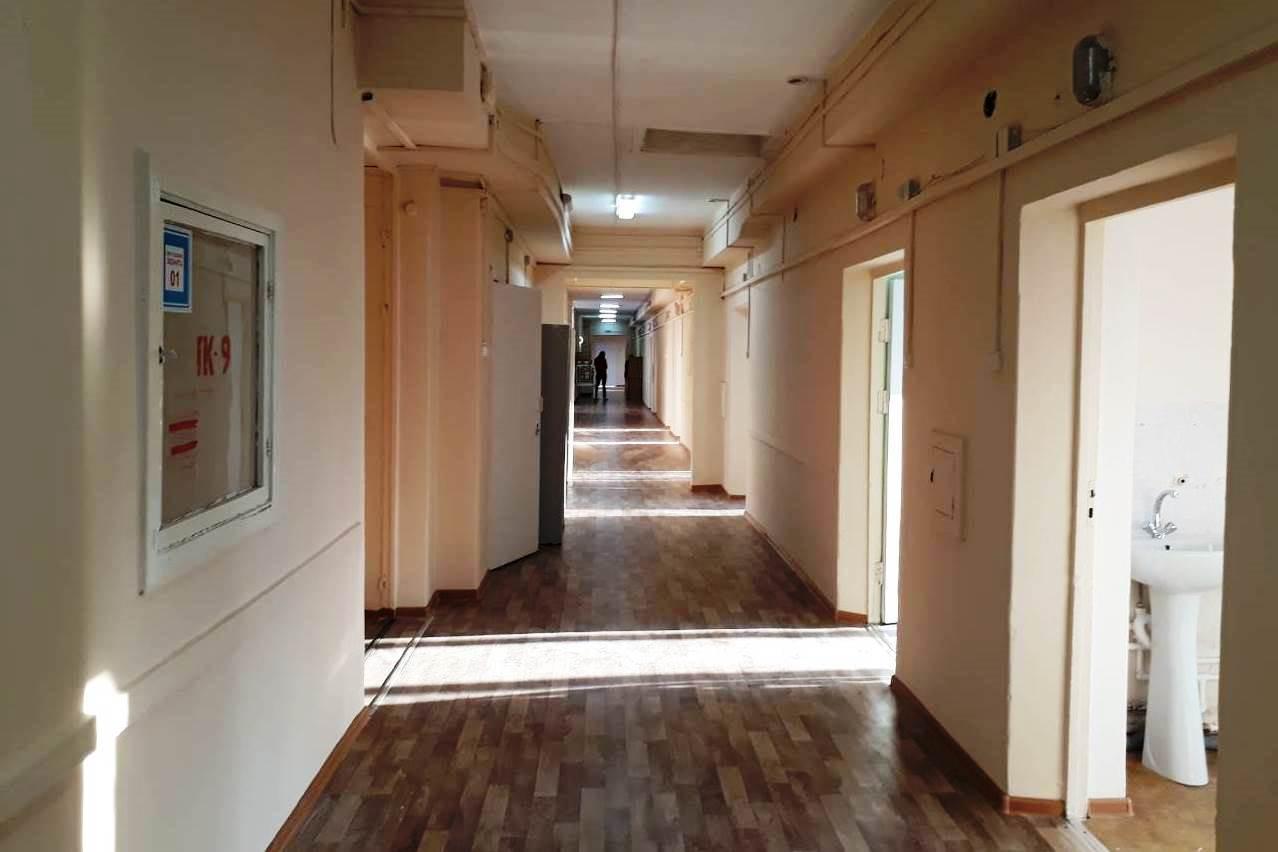 Детская клиническая больница №1 переезжает