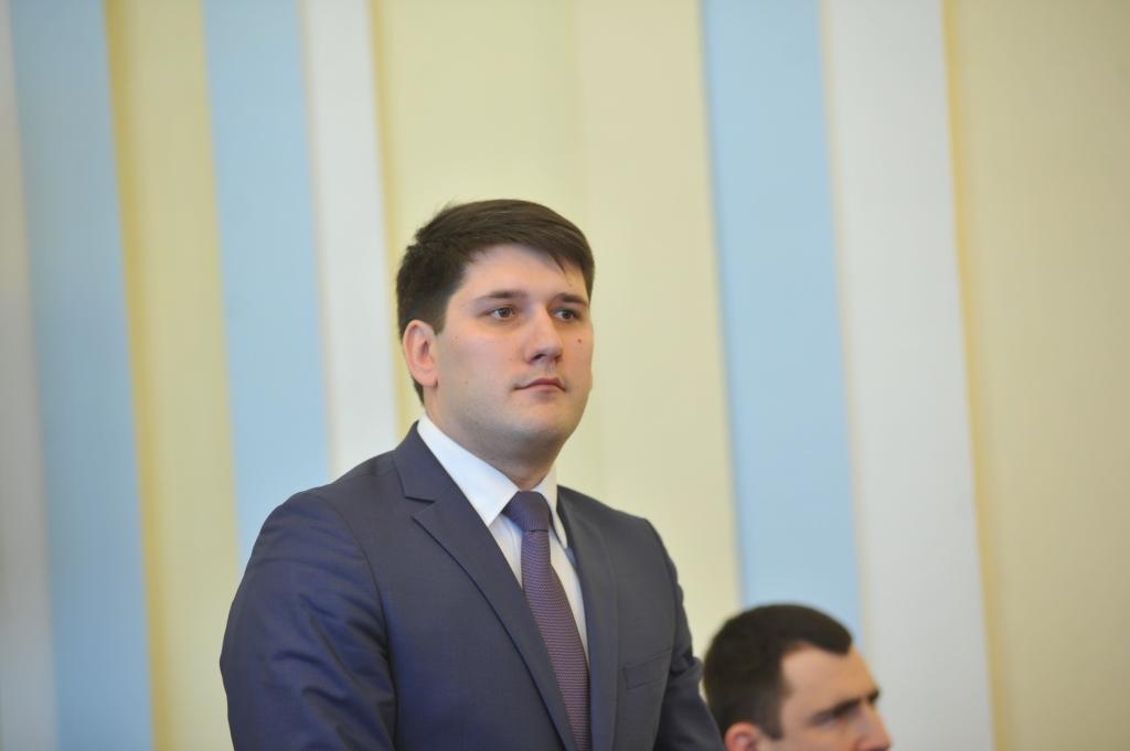 Дмитрий Миронов представил нового директора областного департамента окружающей среды
