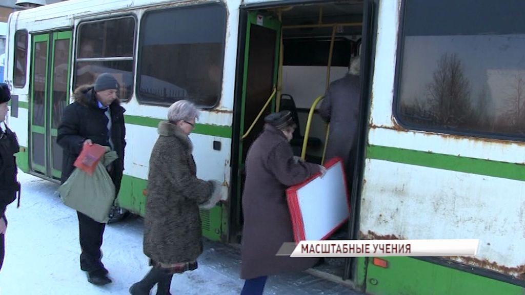 В Ярославле прошли масштабные антитеррористические учения
