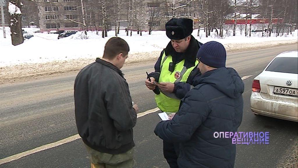 Автоинспекторы провели скрытое наблюдение за водителями
