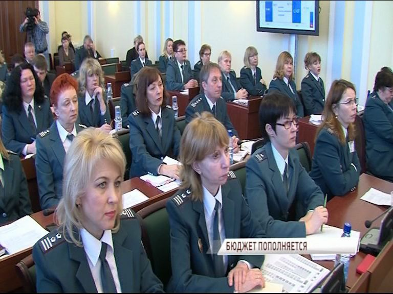 В Ярославле прошло заседание коллегии налоговой службы