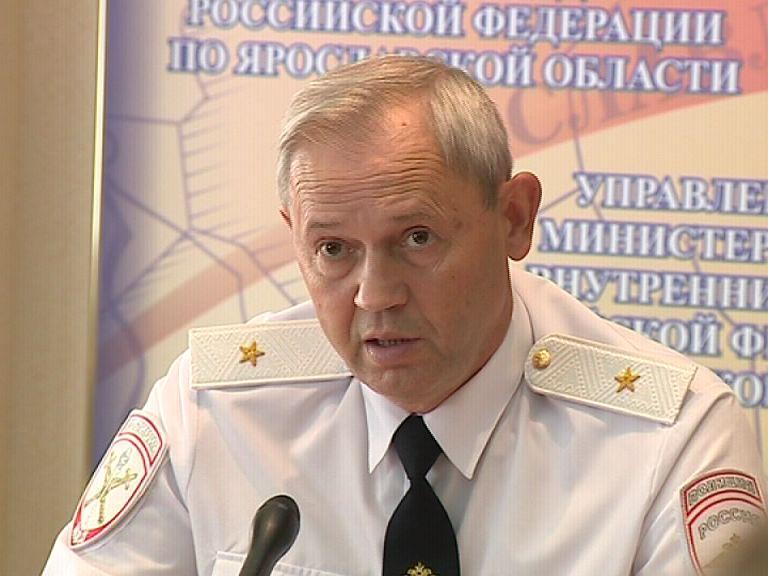 Начальника УМВД по Ярославской области переводят в другую область?