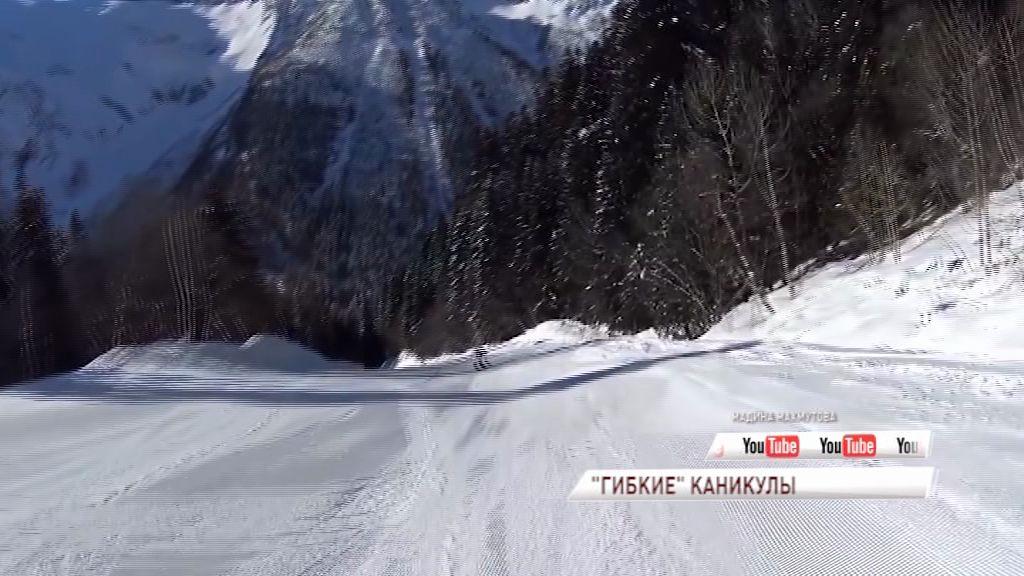 В Госдуме предложили перенести зимние каникулы