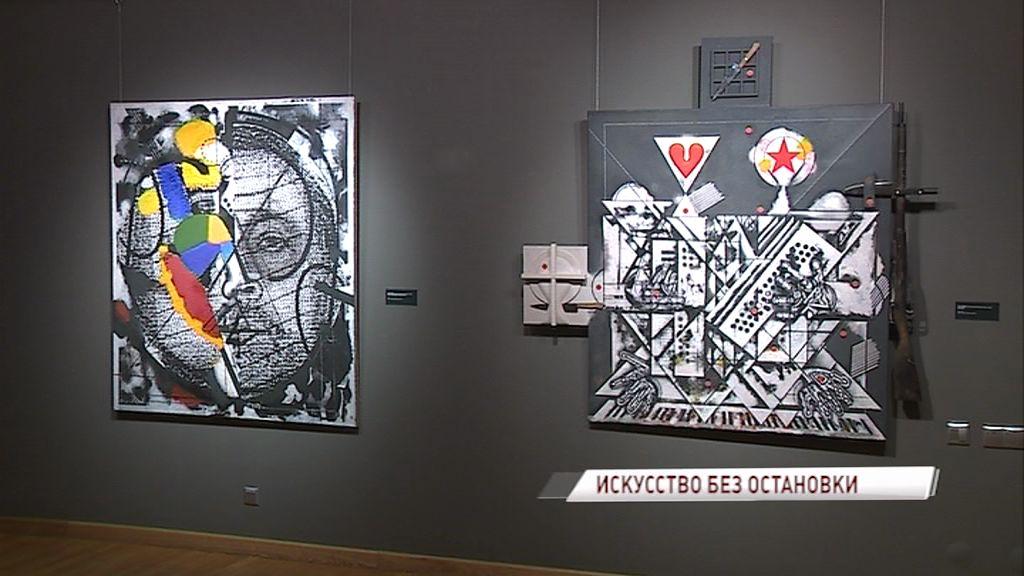 В Ярославском художественном музее продолжается фестиваль современных художников «АRТ NON-STOP»