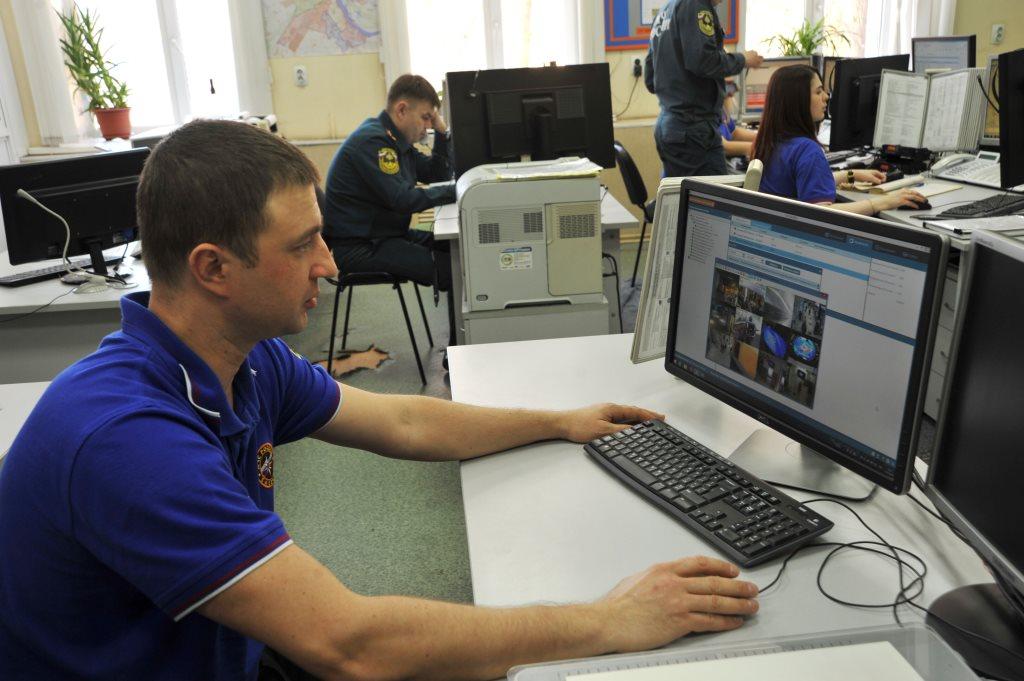 МЧС: Показатели радиационного фона в Ярославской области в четыре раза меньше максимально допустимой нормы