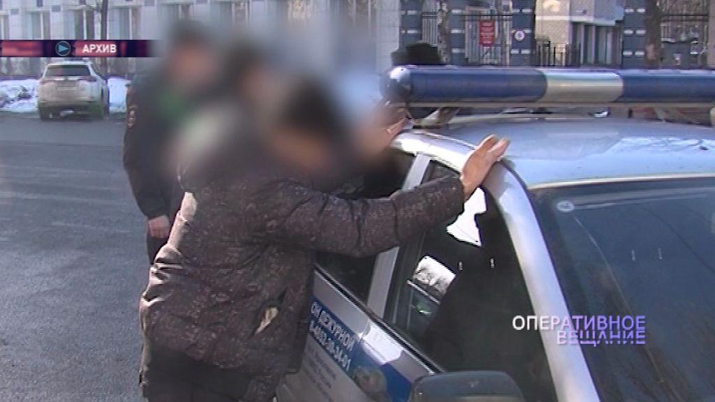 Полицейские задержали ярославца с «солью»