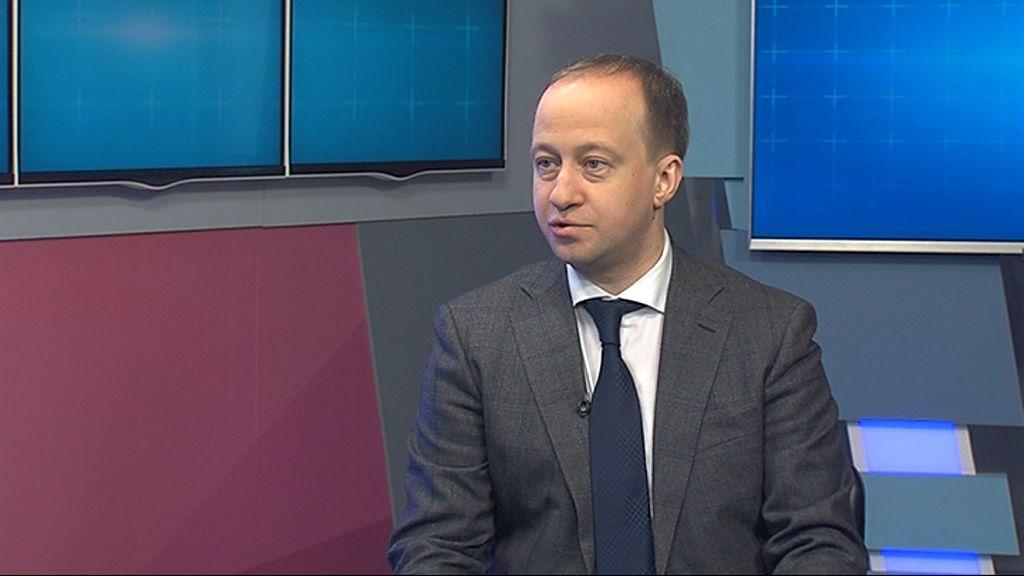 Программа от 16.02.18: Евгений Шевченко