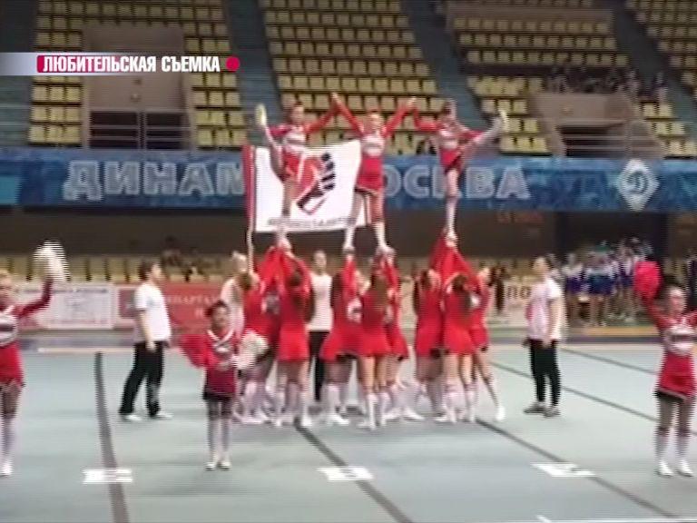 В Ярославле пройдут соревнования по черлидингу среди студентов