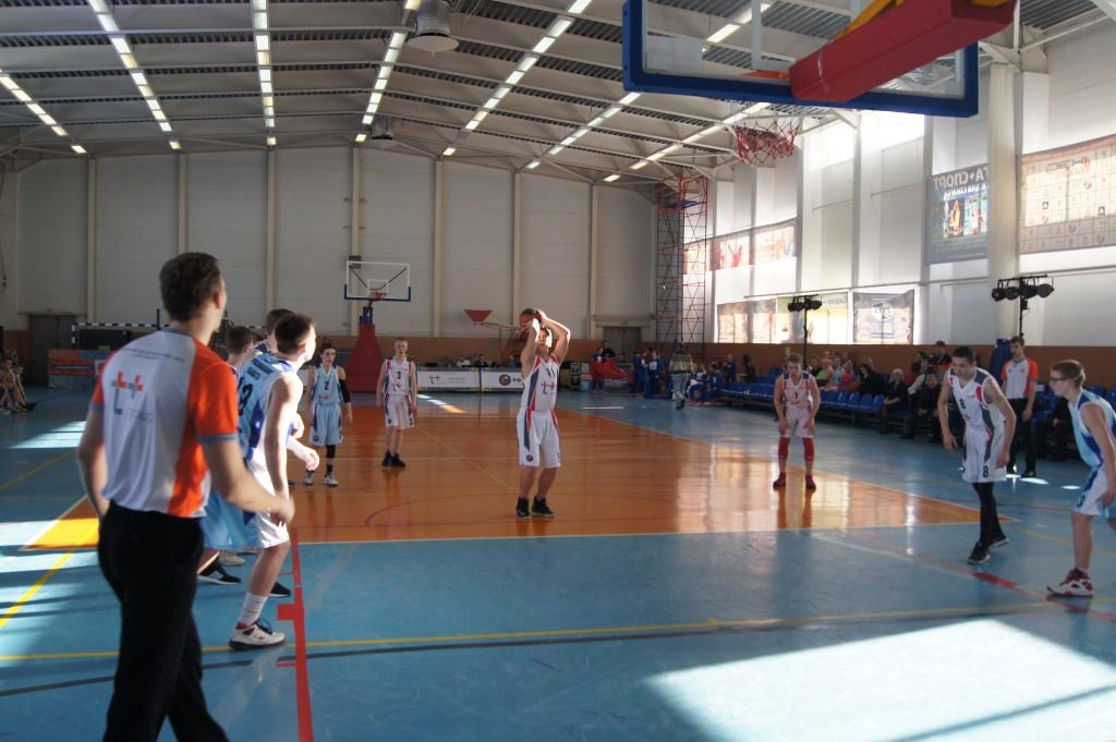 В Ростове стартовал финал регионального этапа чемпионата ШБЛ «КЭС-Баскет»