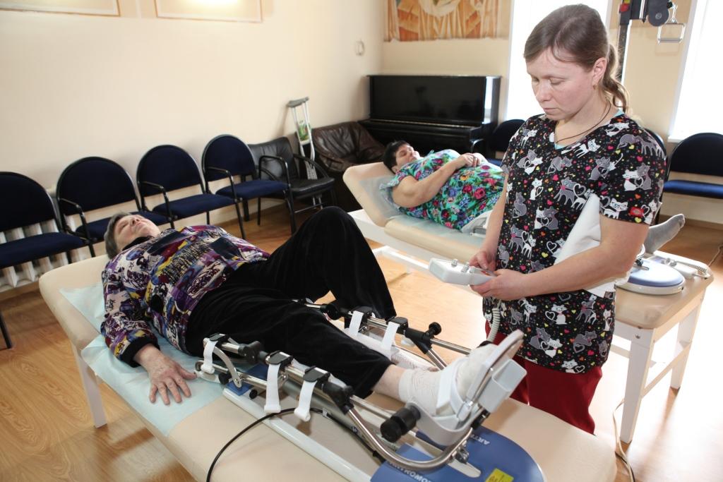 В госпиталь ветеранов войн поступили новейшие аппараты для послеоперационного восстановления суставов