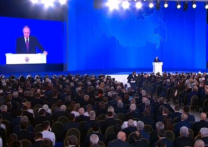Владимир Путин огласил послание Федеральному Собранию: о чем говорил президент и какие возможности появятся у нашей области
