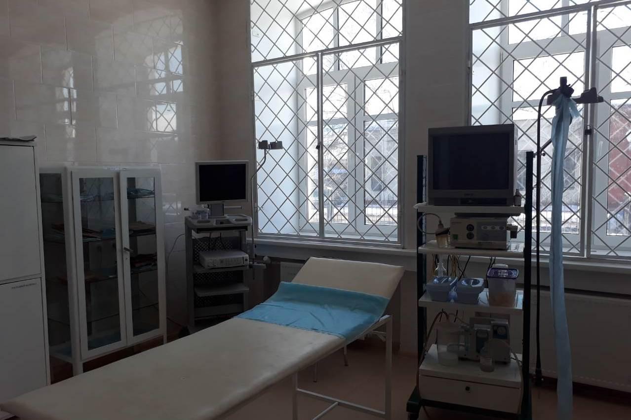 Новое отделение пульмонологии и педиатрии в больнице имени Семашко уже принимает пациентов