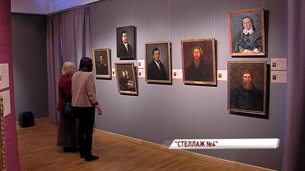 В Ярославском художественном музее рассказали о работе сотрудников и показали ранее не выставлявшиеся экспонаты