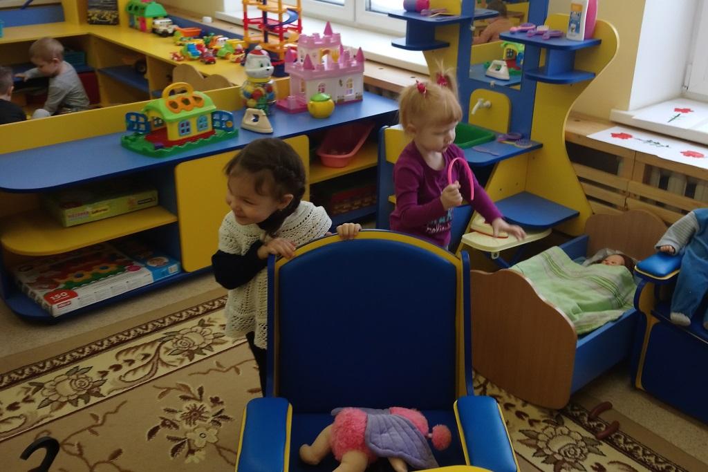 Ярославских малышей обеспечат местами в ясельных группах